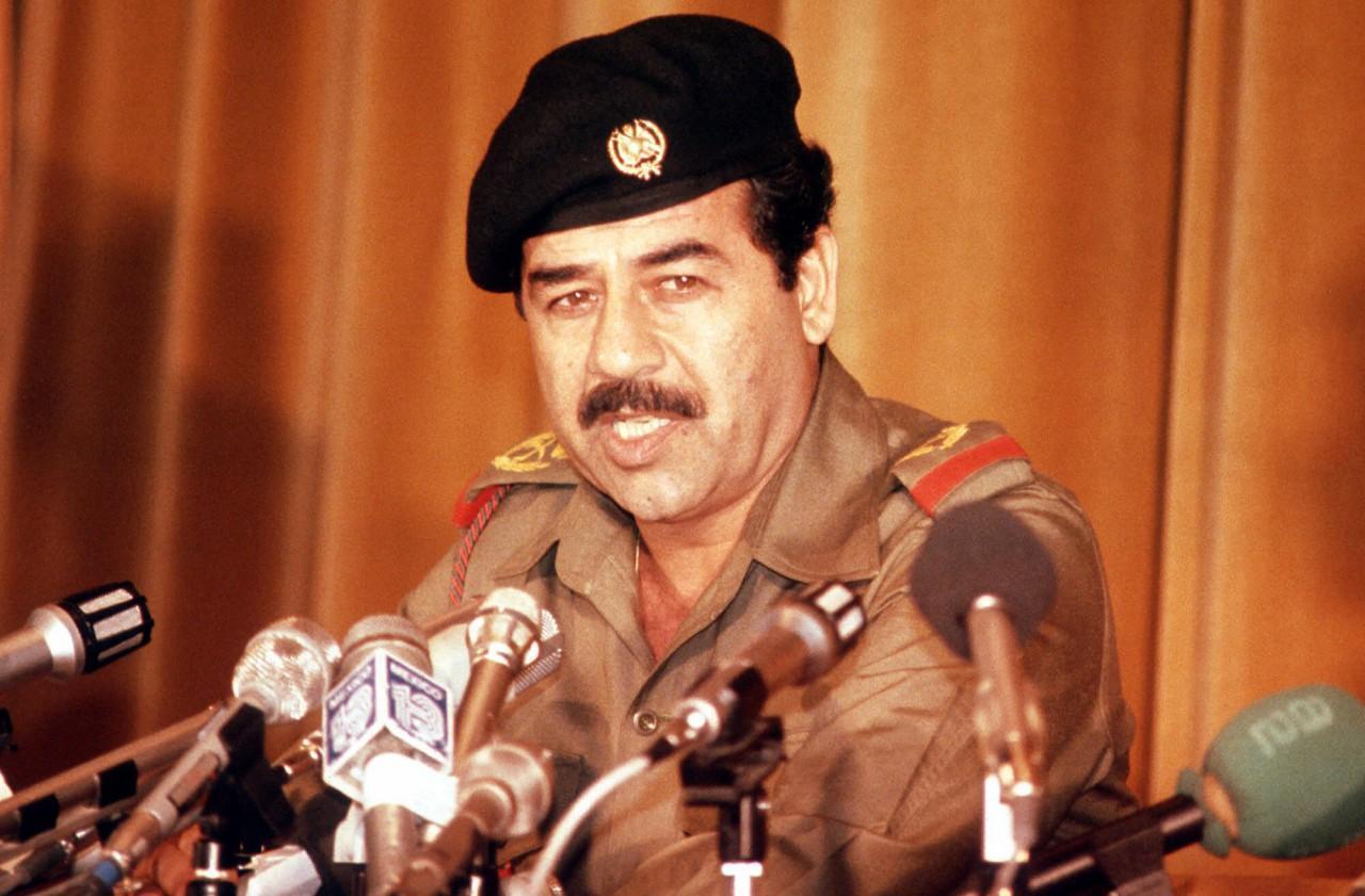 Saddam Hussein kilimas ir kritimas