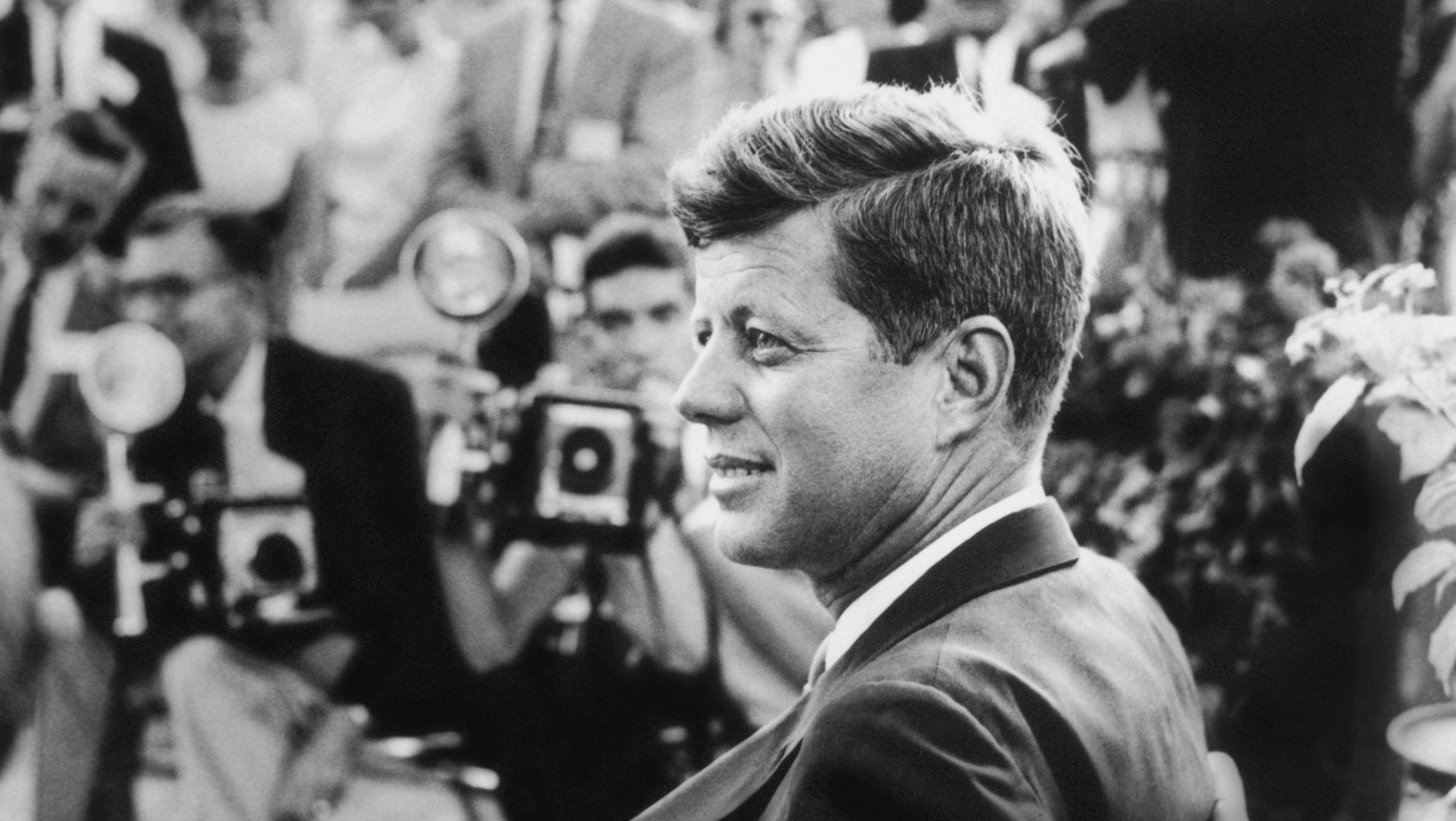 JFK biografija