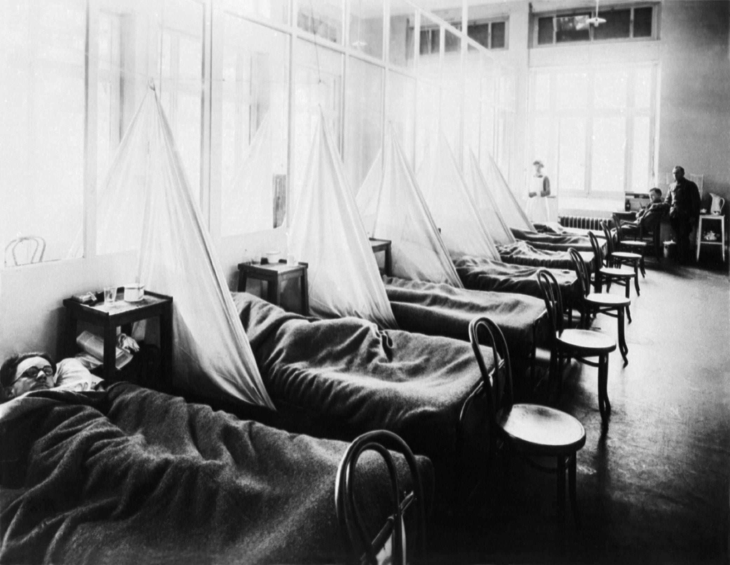 Ispaniškas gripas