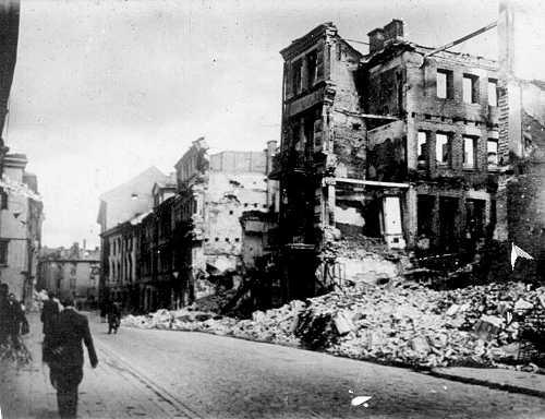1944 m. ruduo, J.Bulhakas.